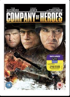 Company Of Heroes Dvd Import Filmhyllan Sveriges Bredaste Utbud Av Blurayfilmer Och Samlarsaker