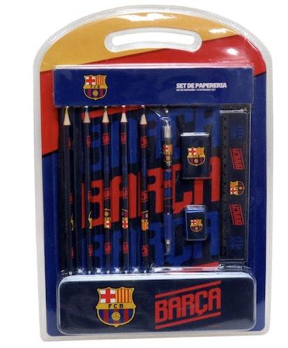 F.C Barcelona pennset