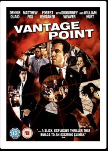 Vantage Point (import) DVD
