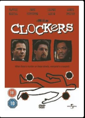 Clockers (import) DVD