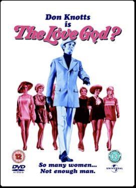 The Love God? DVD (import)
