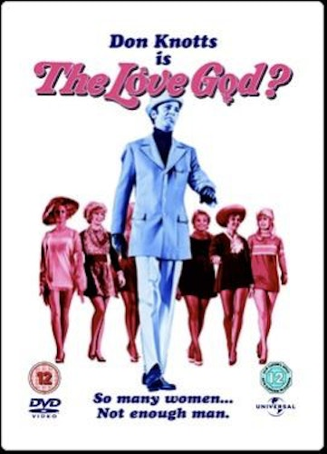 The Love God? DVD (import)