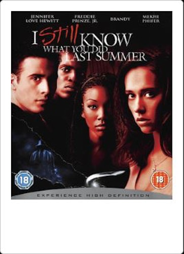 Still Know What You Did Last Summer bluray import