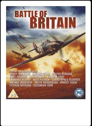 Battle Of Britain (import med svensk text) bluray