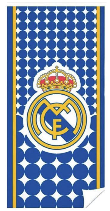 Real Madrid microfiberhandduk