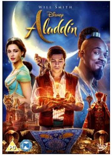 Disneys Aladdin DVD 2019