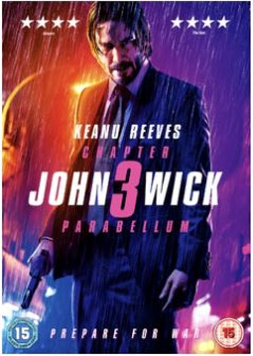 John Wick Chapter 3 - Parabellum DVD