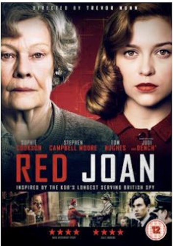 Red Joan DVD