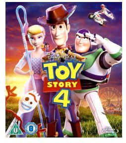 Toy Story 4 bluray