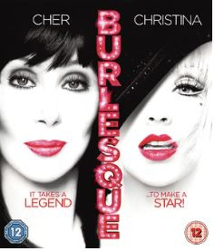 Burlesque bluray import