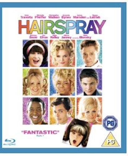 Hairspray bluray import