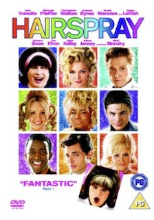 Hairspray DVD (import)