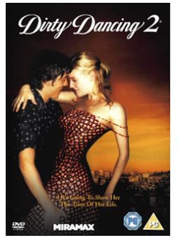 Dirty Dancing 2 DVD