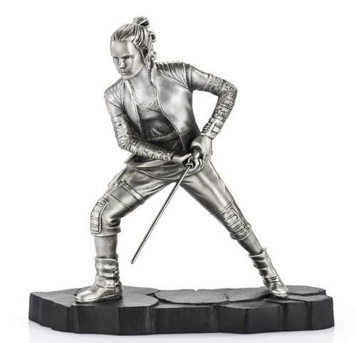 Star Wars Rey Limited Edition Pewter Figurine 18.5cm