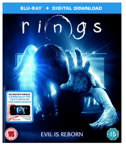 The Ring 3 - Rings Bluray (import Sv text)