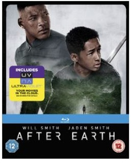 After Earth Steelbook Bluray (ej svensk text)