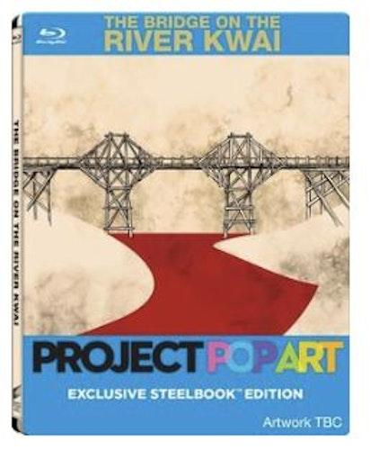 The Bridge On The River Kwai Steelbook bluray