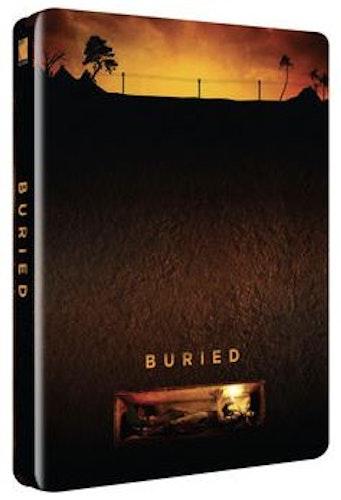 Buried Steelbook bluray (import)