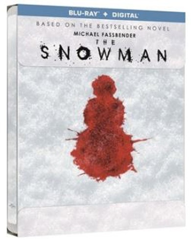 The Snowman Steelbook Bluray (import)