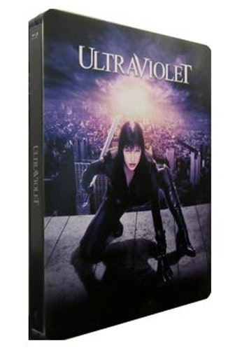 Ultraviolet Steelbook bluray (import med svensk text)