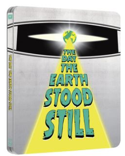 The Day The Earth Stood Still (Original) Steelbook 1951 (import)