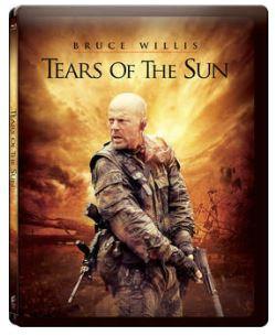 Tears Of The Sun Steelbook bluray (import)