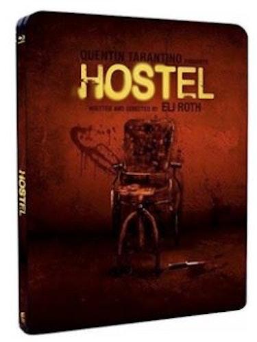 Hostel Steelbook bluray (import)