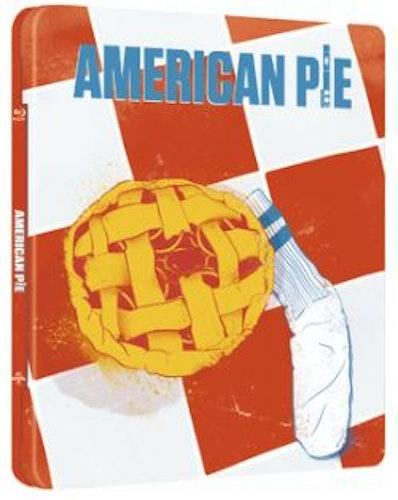American Pie Steelbook bluray (import)
