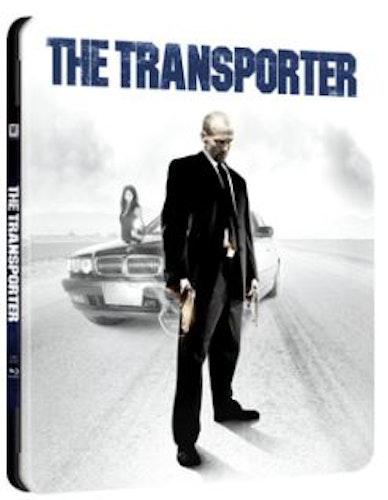 The Transporter Steelbook bluray (import)