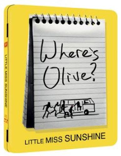 Little Miss Sunshine Steelbook bluray (import)