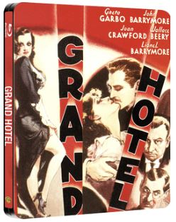 Grand Hotel Steelbook bluray (import)