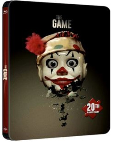 The Game Steelbook bluray (import)