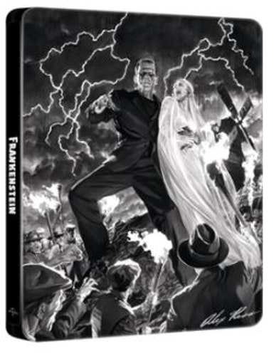 Frankenstein Steelbook bluray (import)
