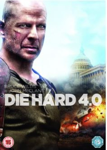 Die Hard 4.0 DVD