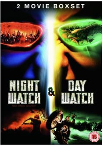 Night Watch (nattens väktare) / Day Watch - Directors Cuts DVD
