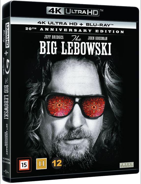 The Big Lebowski 4K UHD bluray