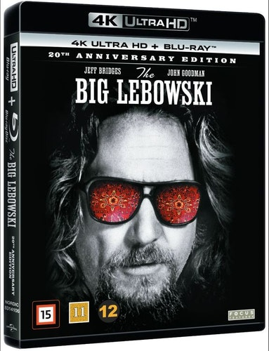 The Big Lebowski 4K UHD bluray