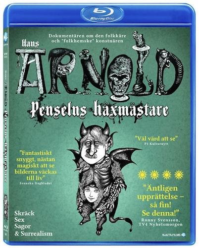 Hans Arnold – Penselns Häxmästare (Blu-ray)