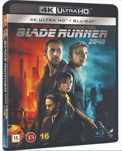 Blade runner 2049 4K UHD bluray