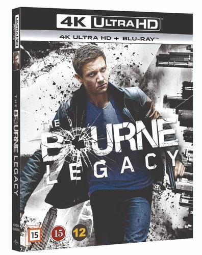 The Bourne Legacy 4K Ultra HD