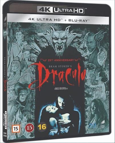 Bram Stoker's Dracula 4K UHD bluray