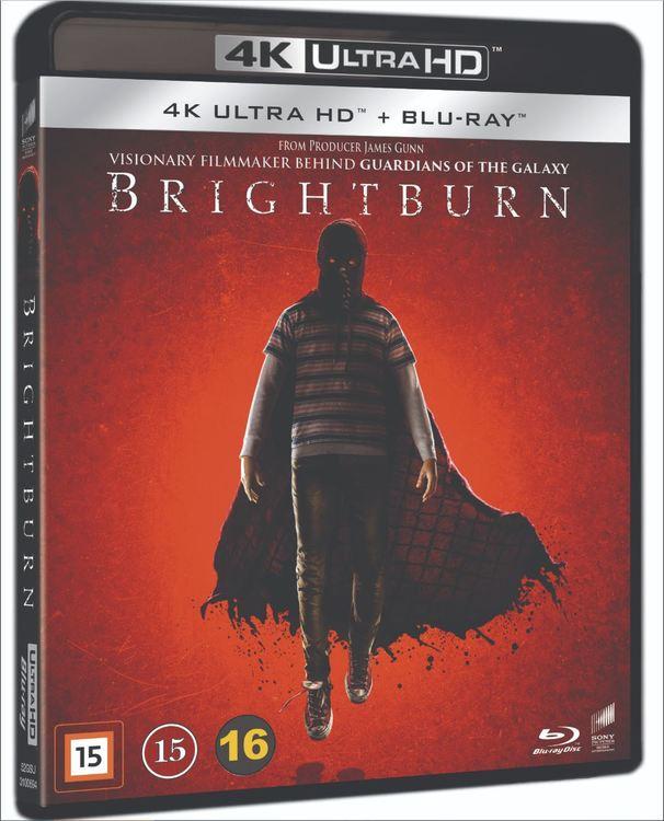 Brightburn 4K UHD bluray