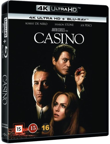 Casino 4K UHD bluray