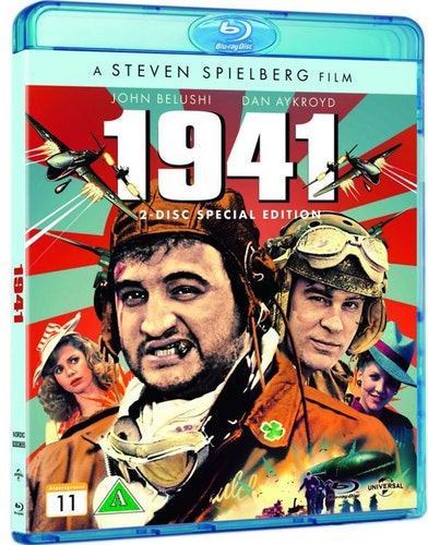 1941 2-disc special edition Extended och Theatrical cut bluray