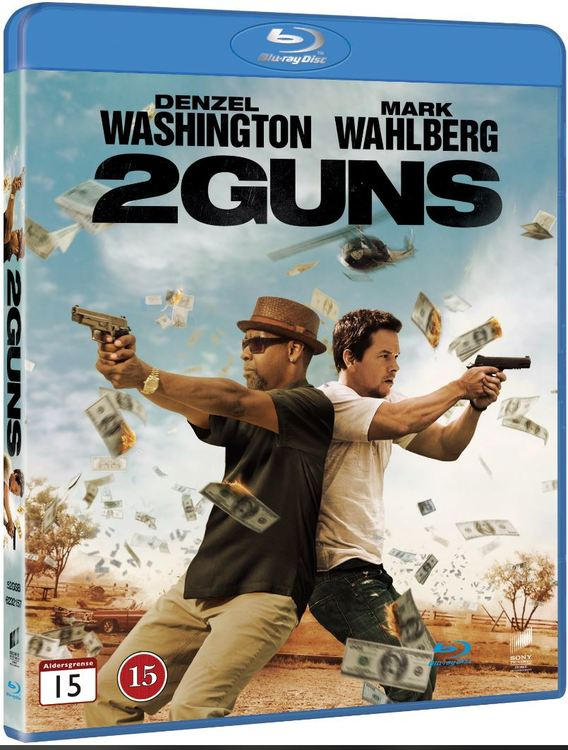2 Guns bluray