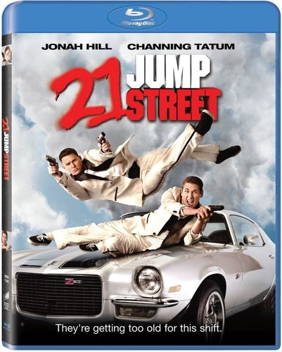 21 Jump Street bluray
