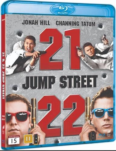 21 Jump Street/22 Jump Street bluray BOX