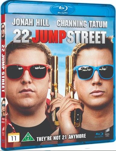22 Jump Street bluray