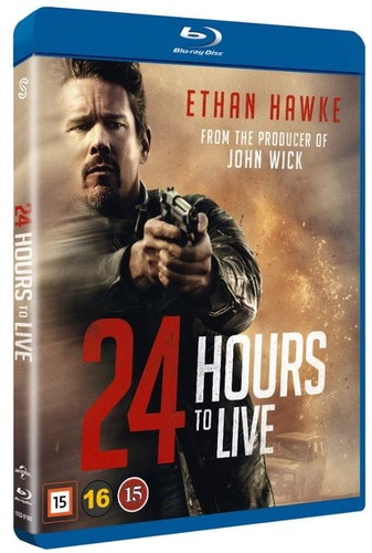 24 hours to live bluray