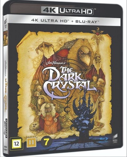 The dark crystal 4K UHD bluray